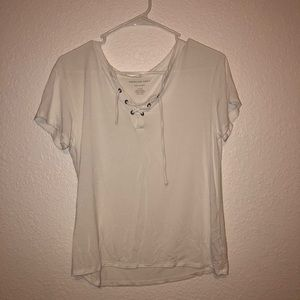 soft whit tee!
